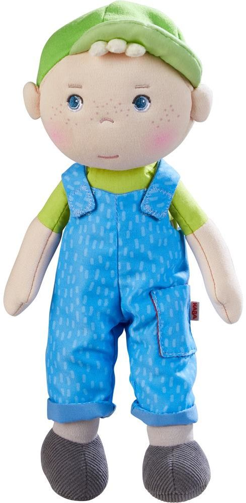 Szmaciana lalka przytulanka chłopiec Till HB305042-Haba, przytulanki dla dzieci