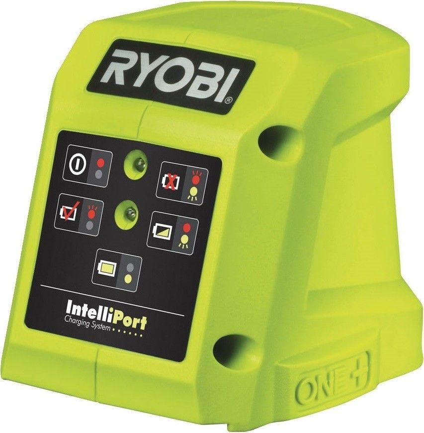 RYOBI Elektronarzędzia / Pozostałe / Akumulatory Ładowarka RC18115 One+ 18 V 5133003589