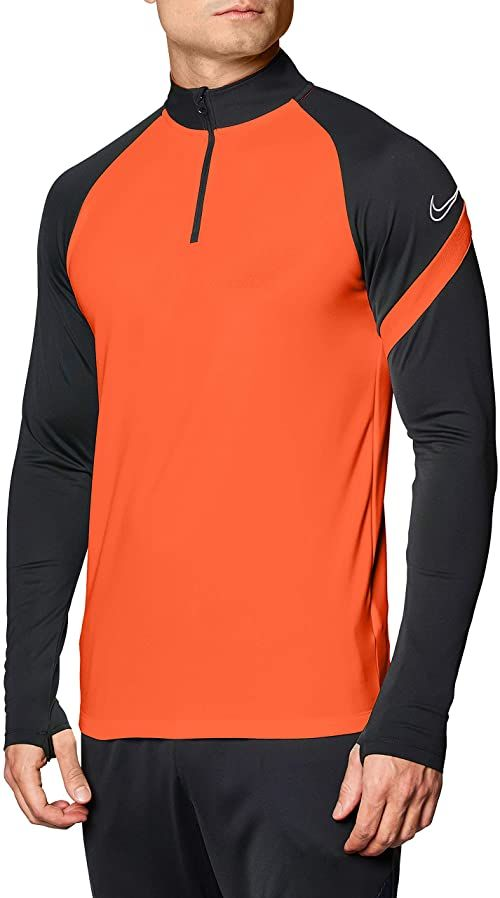 Nike Męska koszulka Dri-fit Academy Pro Shirt czerwony Bright Crimson/Anthracite/White XXL