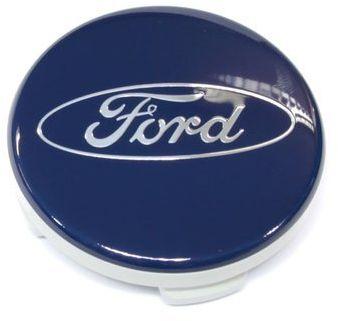 kołpak felgi aluminiowej (dekielek) Ford - 55,00 mm GRANATOWY 1429118