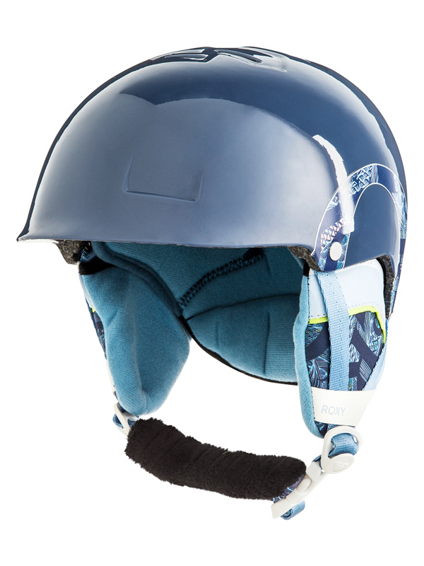 Roxy HAPPYLAND CROWN BLUE FREESPACE GIRL kask snowboardowy
