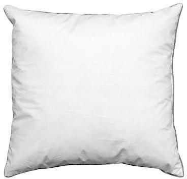 Wkład puchowy do poduszek dekoracyjnych 40x40 Puch 15%