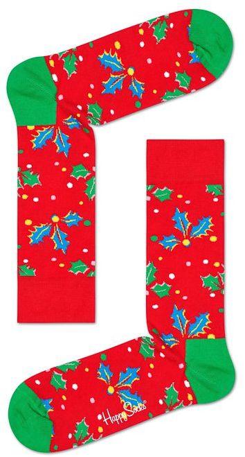Skarpetki Happy Socks Święta HOL01-4300 (HS6-a)