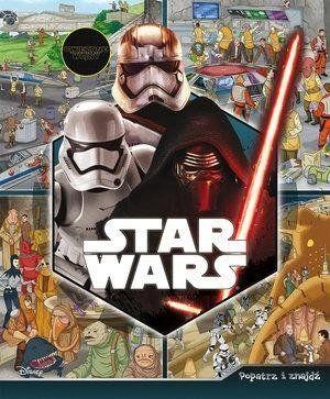 Star Wars: Przebudzenie Mocy. Popatrz i znajdź - praca zbiorowa