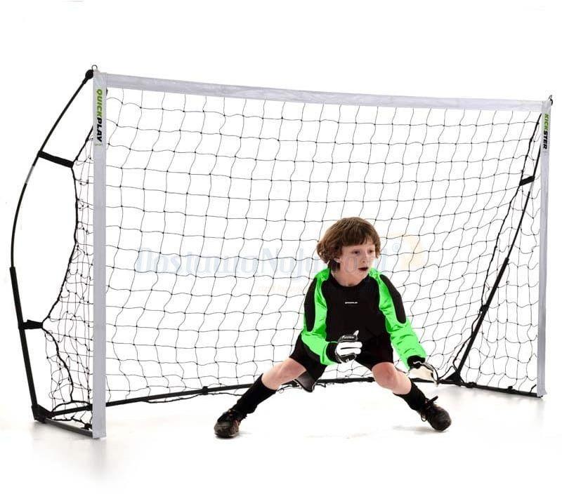 Bramka piłkarska Quickplay Kickster Academy 2,4x1,5m