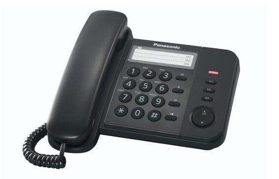 OUTLET Panasonic KX-TS520 PD Telefon przewodowy