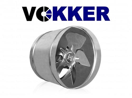 Wentylator kanałowy, osiowy, metalowy 300mm, 1700m3/h (VKO300II)