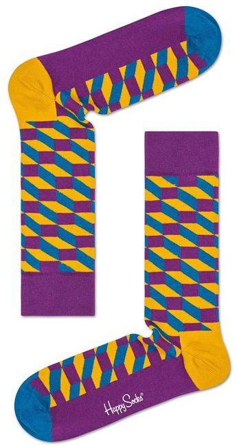 Skarpetki Happy Socks Paski FIO01-6701 (HS10-a)