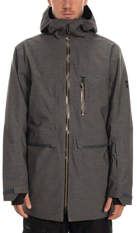 kurtka 686 - Glcr Eclipse Jacket Charcoal Heather (CHA)