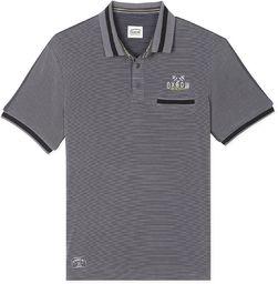 OXBOW N1Nessam koszulka polo, z krótkim rękawem, modal męska