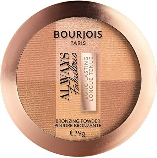 Bourjois bronzer uniwersalny rozświetlający Always Fabulous - 001 Medium