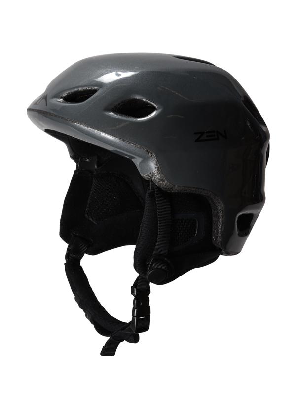 Leedom ZEN GRY kask snowboardowy - XL
