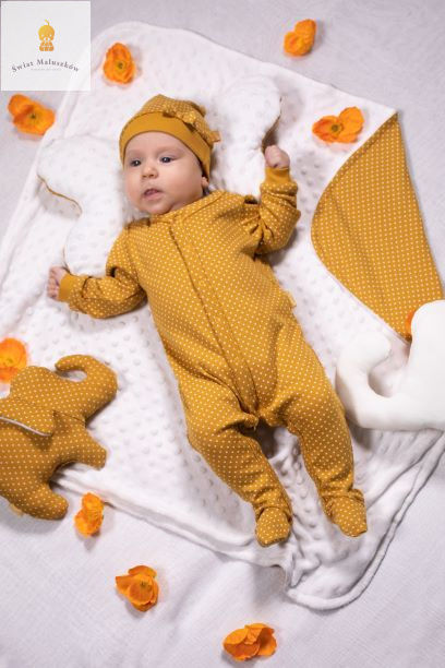Pajac niemowlęcy Michalina NICOL