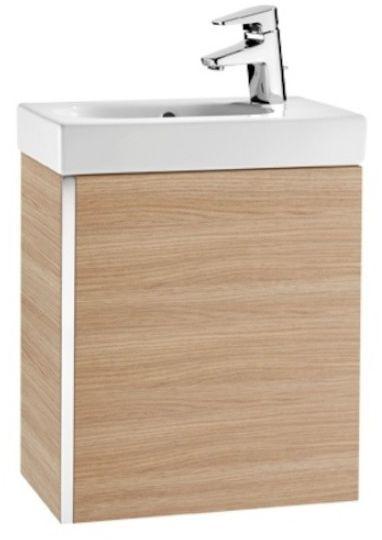 Roca Unik Mini zestaw łazienkowy 45x25cm dąb A855873155