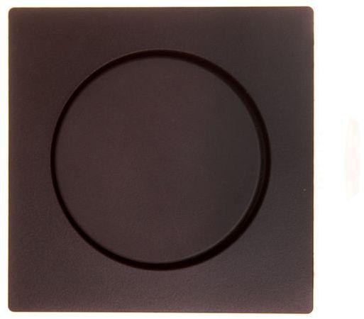 Merten System M Płytka centralna ściemniacza obrotowego antracyt MTN5250-0414