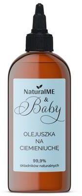 Olejuszka na ciemieniuchę 100ml NaturalMe Baby