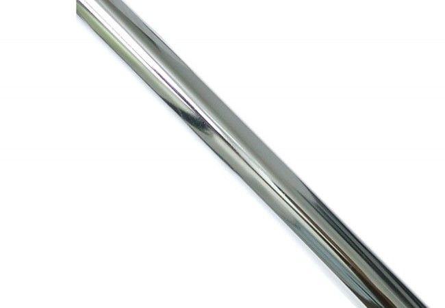(2) Rura stalowa fi-40 L-2400 mm chrom(421-501)
