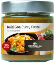 PASTA CURRY BIO 175 g - COSMOVEDA