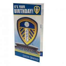 Leeds United - kartka urodzinowa