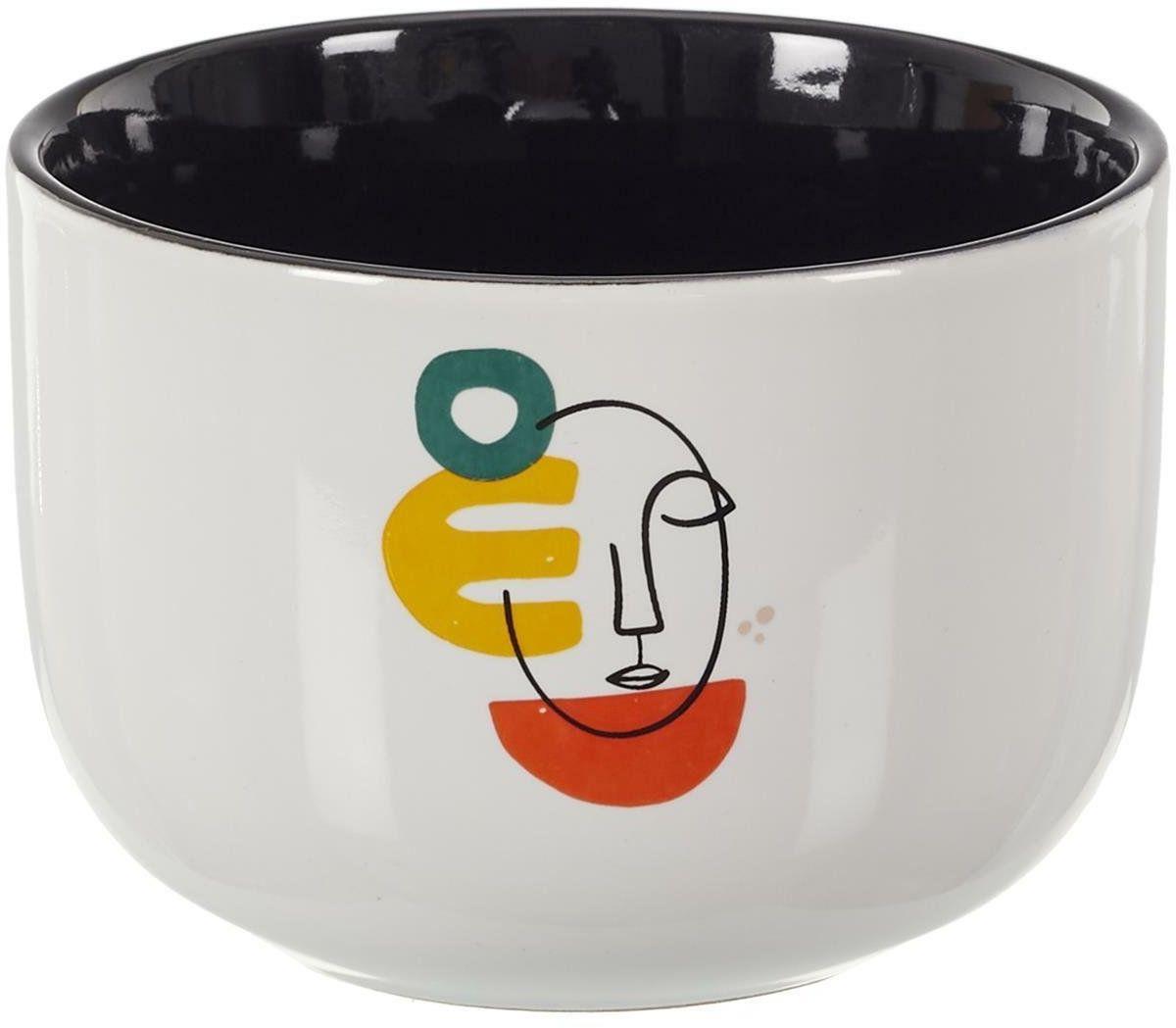 Miska ceramiczna Arty kolor