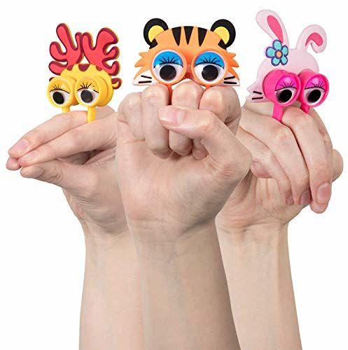 Tobar 28400 zwierzę palec szaleńki, mieszane