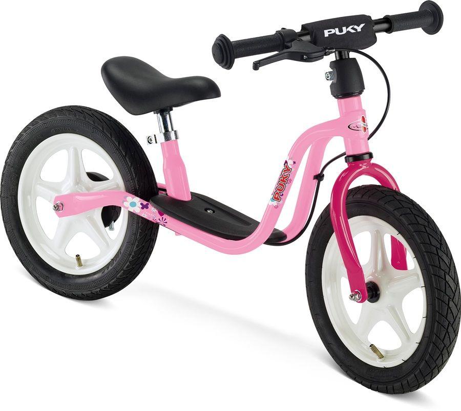 Puky LR 1LBr Rowerek biegowy pink 4065 z hamulcem