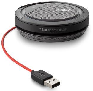 Plantronics Calisto 3200 USB-A Przenośny osobisty zestaw głośnomówiący z dźwiękiem 360