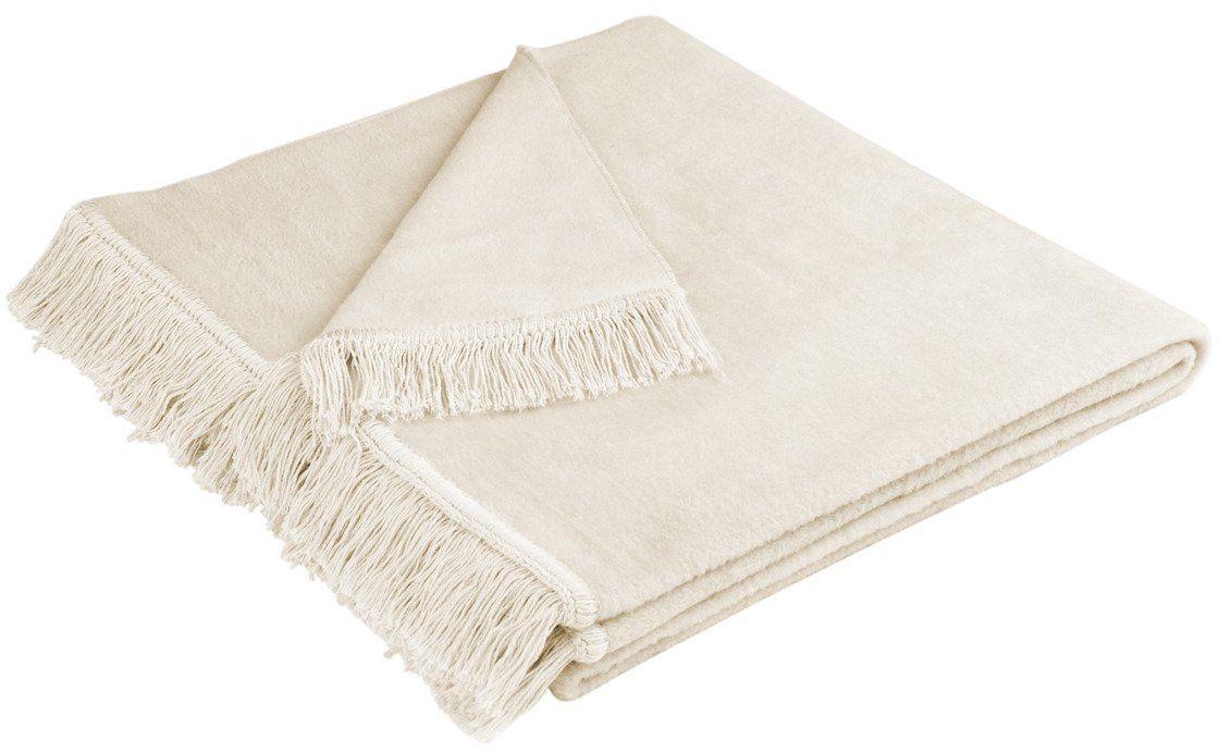 Narzuta bawełniana Biederlack Cover Cotton Natur