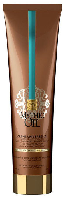 LOréal Professionnel Mythic Oil krem wielofunkcyjny włosów przed wysoką temperaturą 150 ml