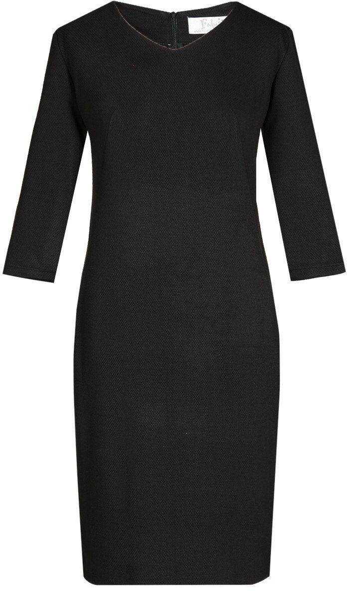Sukienki Sukienka Suknie FSU752 CZARNY
