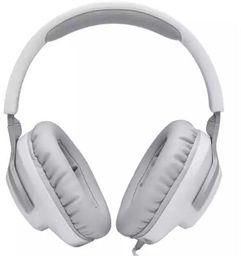 Słuchawki przewodowe JBL Quantum 100 Biały. > DARMOWA DOSTAWA ODBIÓR W 29 MIN DOGODNE RATY