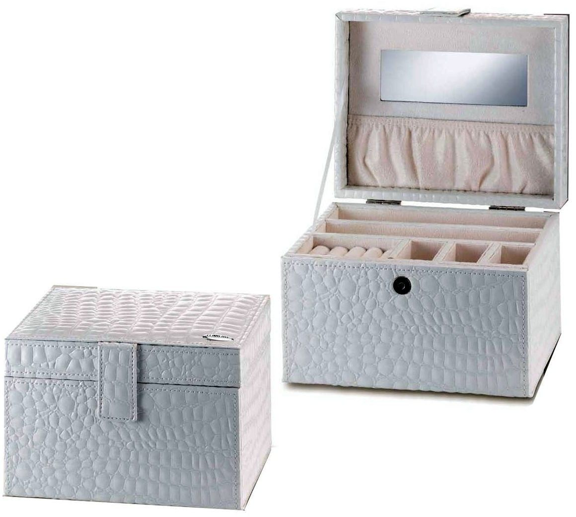 Ozdobna szkatułka na biżuterię Rozmiar: 20x16x13 cm SKU: VL40515
