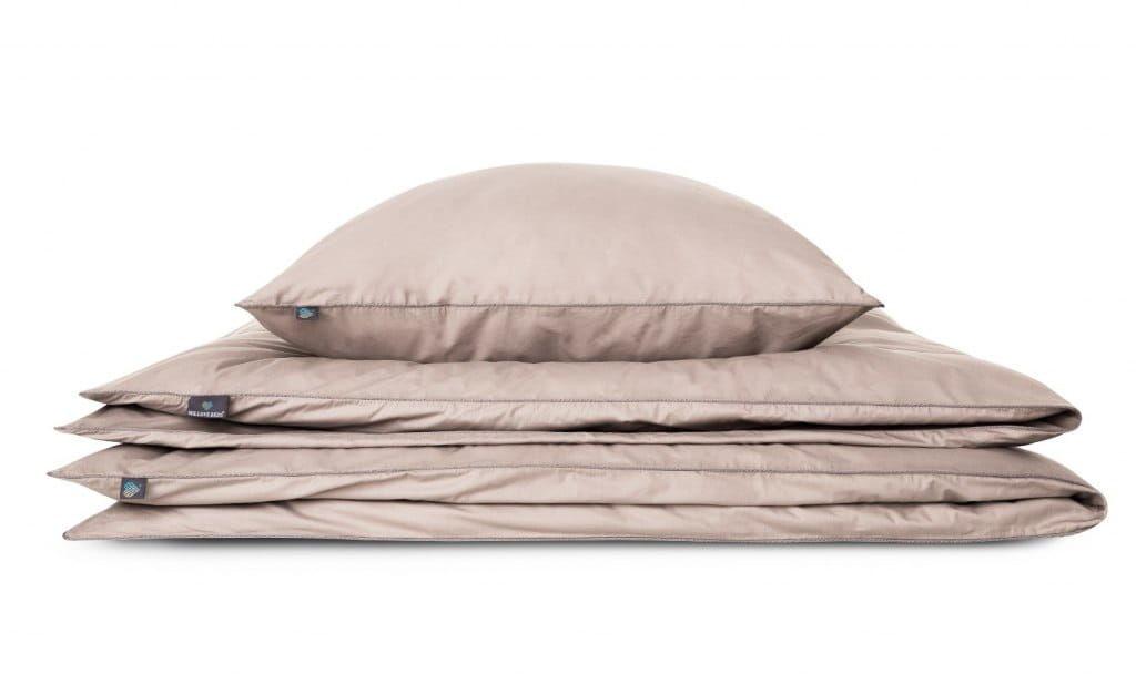 Pościel Perkal 155x200 We Love Beds Beige