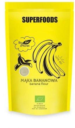 Mąka Bananowa BIO 200 g (Bio Planet)