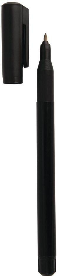 Rayher 3836901 marker do folii permanentny, 0,8 mm, woreczek foliowy 1 sztuka, kolor czarny
