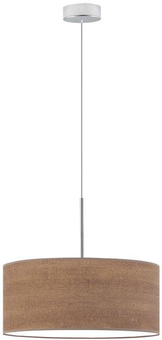 Nowoczesny żyrandol w stylu eko 40 cm - EX868-Sintrox - wybór kolorów