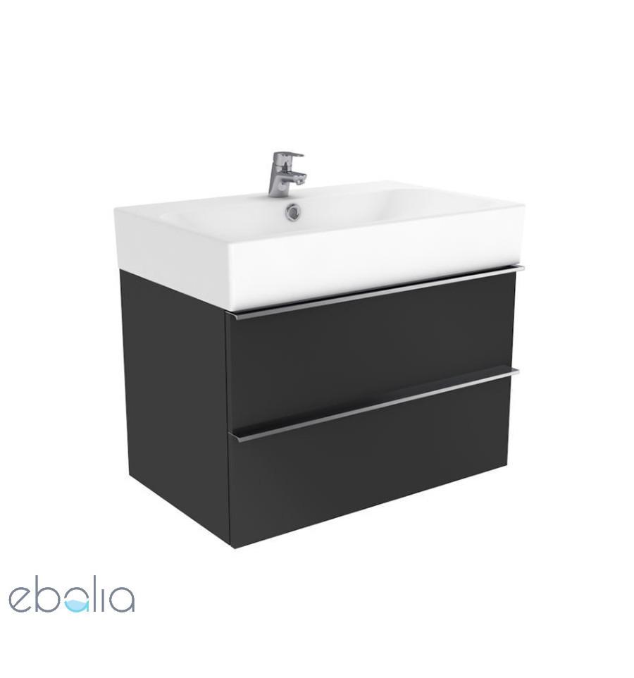 Szafka z umywalką 100 Kubiko New Trendy (ML-9110 + U-0079)