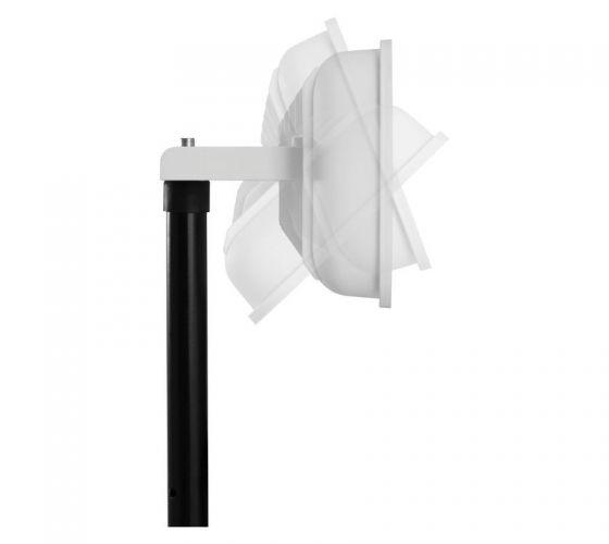 Statyw do lamp UV-C Sterilon czarny 2m / do wersji 36W Dedykowany stojak do lamp wiruso - bakteriobójczych bezpośredniego działania