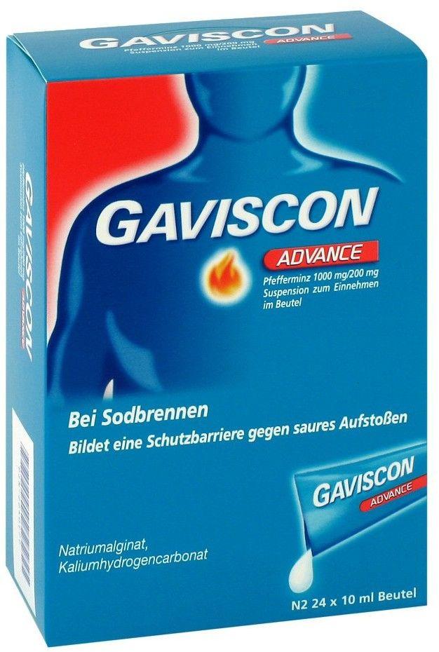 Gaviscon Advance saszetki