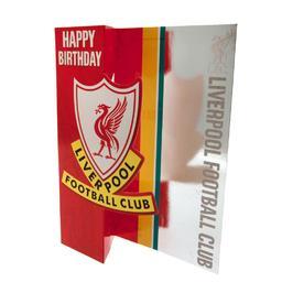 Liverpool FC - kartka urodzinowa
