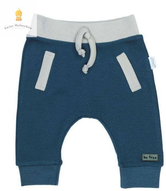 Spodnie dresowe dla chłopca Delfin NICOL