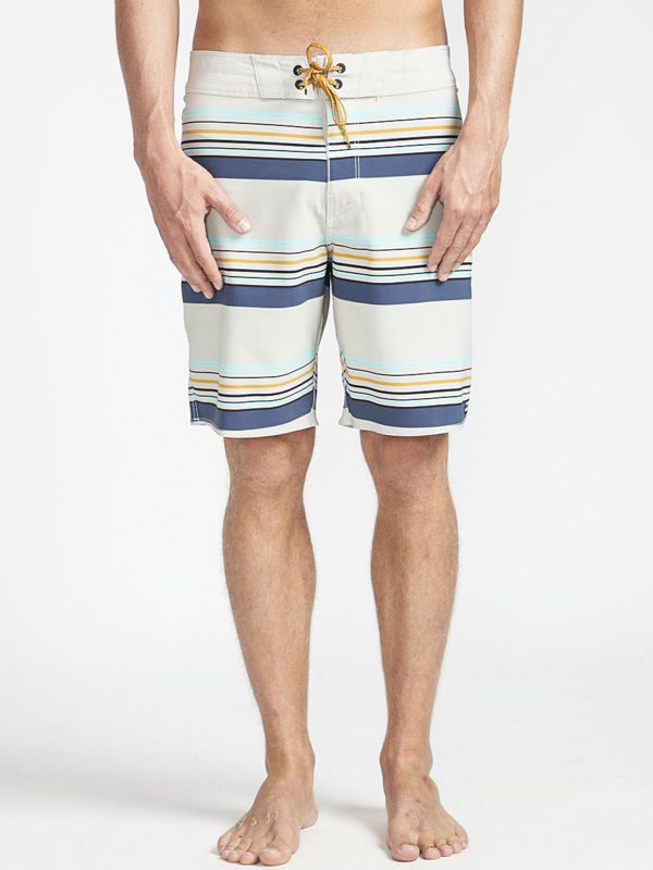 Billabong SUNDAYS STRIPE PRO STONE męskie szorty kąpielowe - 32