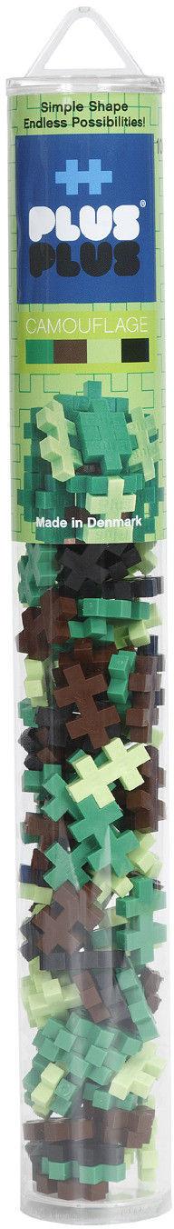 Klocki plastikowe PlusPlus Mini Kamuflaż 100 el.