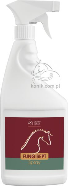 Spray przeciw grzybicy FUNGISEPT 500ml - OVER HORSE