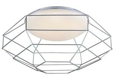 Plafon NEST plafond D49 silver 106829 - Markslojd  Sprawdź kupony i rabaty w koszyku  Zamów tel  533-810-034