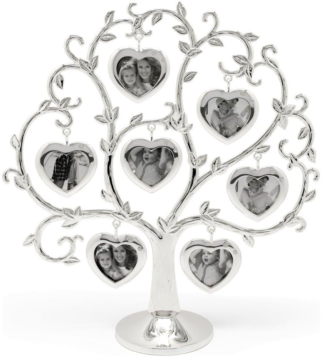 Ramka na 7 zdjęć Drzewo Rodzinne Rozmiar: 80x251x271 mm SKU: ZV8131261