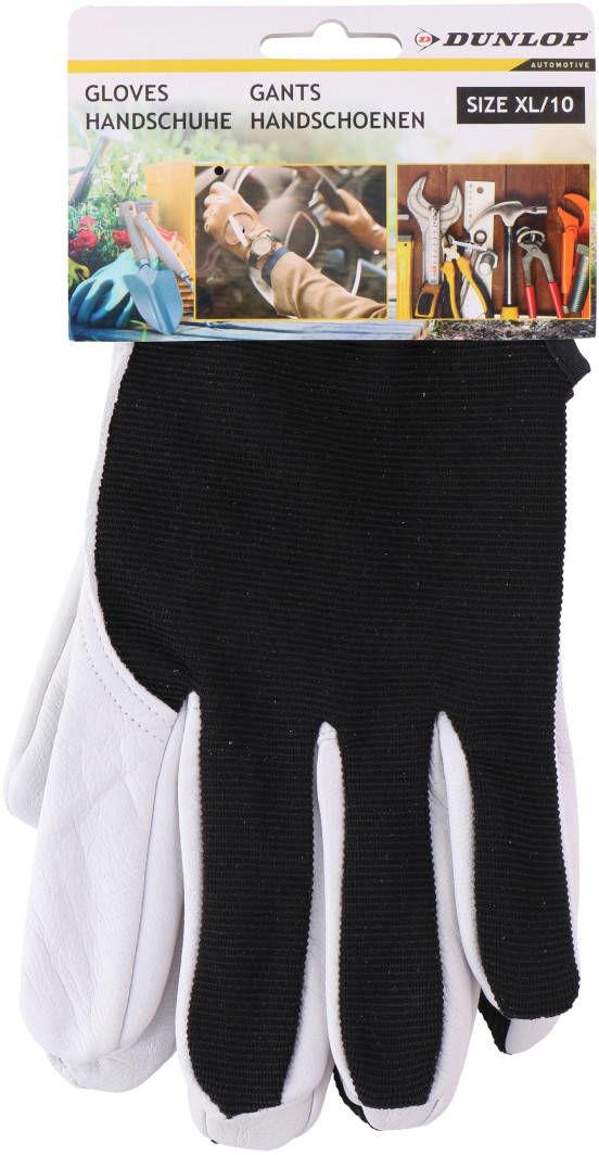 Rękawice z koziej skóry Dunlop XL