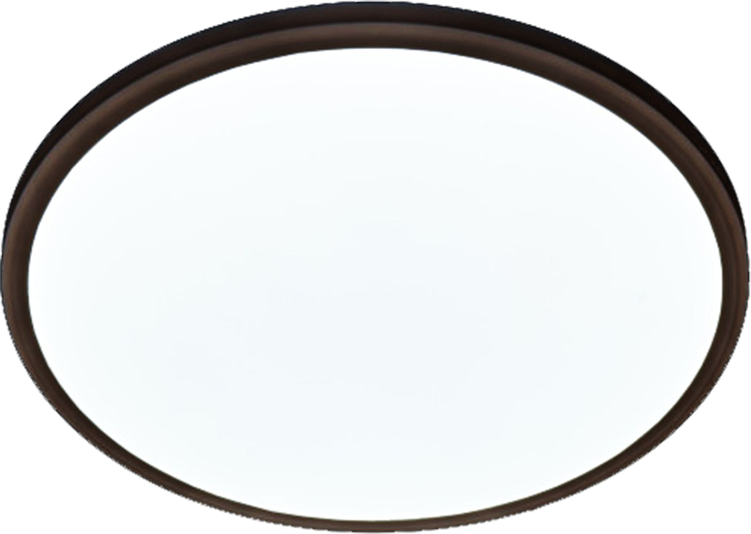 Light Prestige Arctic LP-2511/1C-32 BK plafon lampa sufitowa czarny 4000K 1x24W LED IP54 32cm