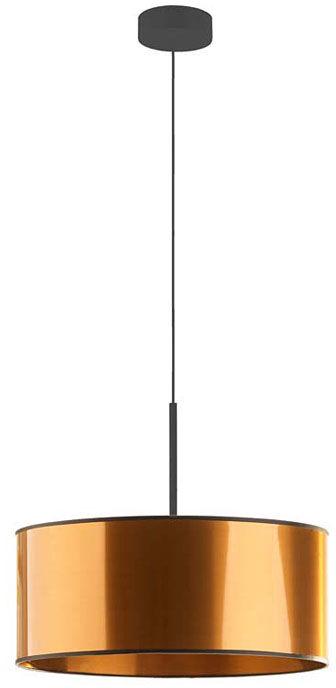 Miedziany żyrandol z regulacją długości 40 cm - EX872-Sintrev
