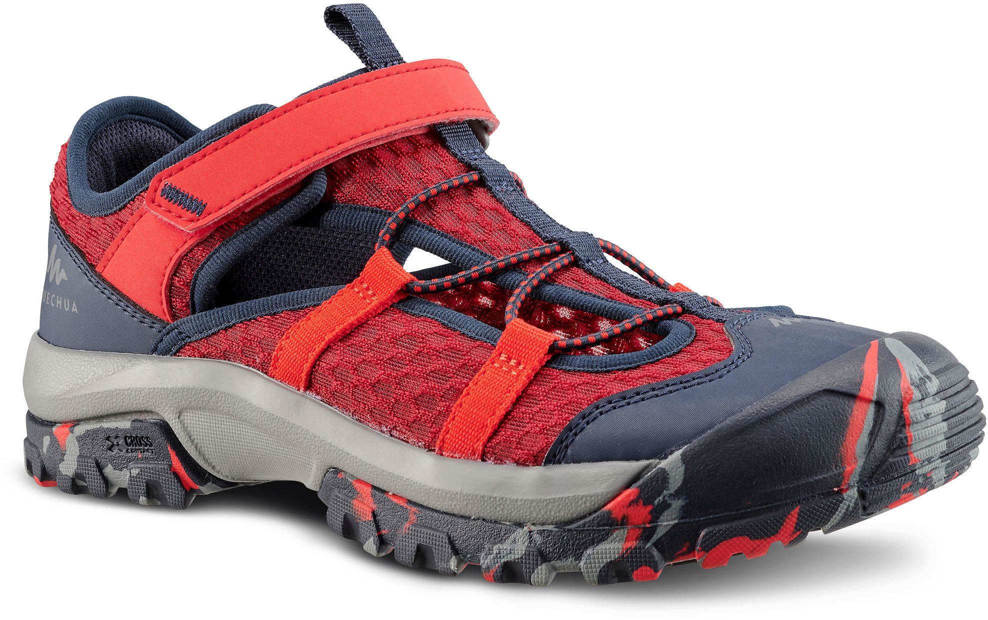 Sandały turystyczne - MH150 TW - dla dzieci